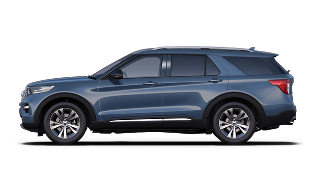 2020 Ford Explorer Platinum Starting At 58945 0 Bartow Ford