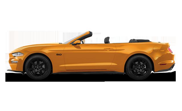 2020 Mustang Gt Premium Convertible 0-60