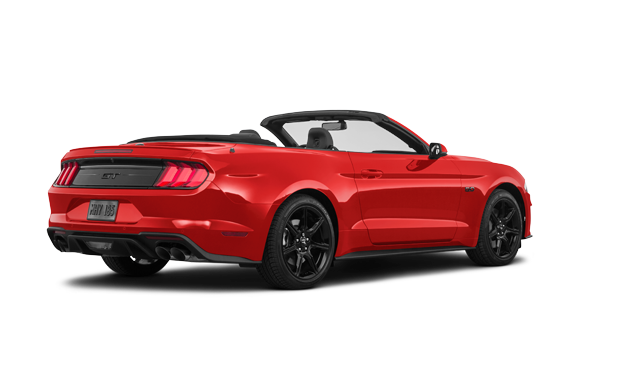 2020 Ford Mustang Convertible Gt Premium Starting At