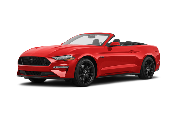 2020 Mustang Gt Convertible Premium