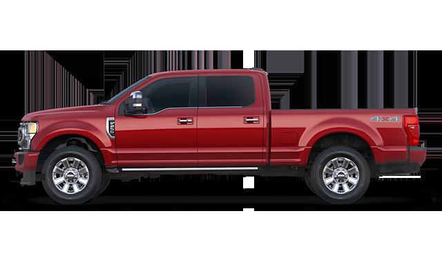 2020 ford super duty f-250 platinum - starting at $65895.0
