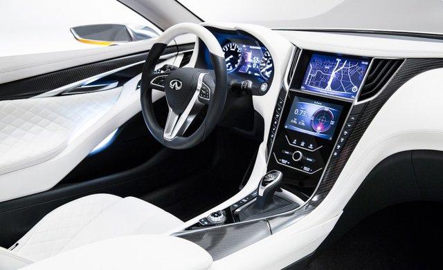 2017 Infiniti Q60 Coupe: Elegance ...
