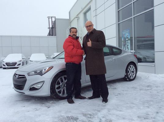 De retour cher Hyundai