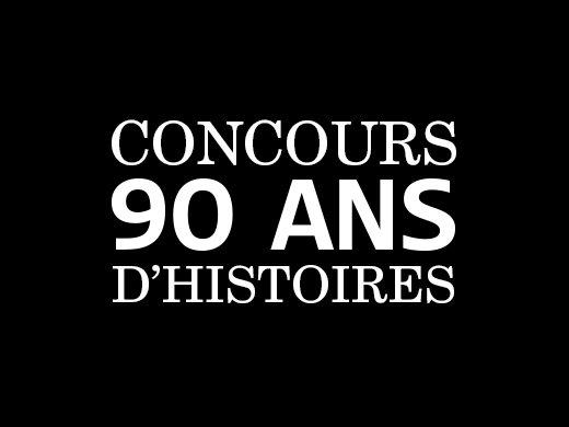 Première gagnante du concours «90 ans d'histoires» : Manon Grand-Maison