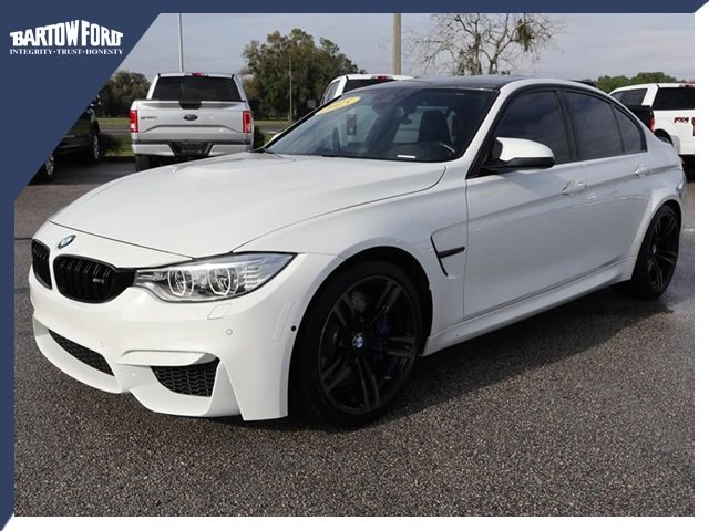 Used 2015 Bmw M3 Base For Sale 38499 Bartow Ford
