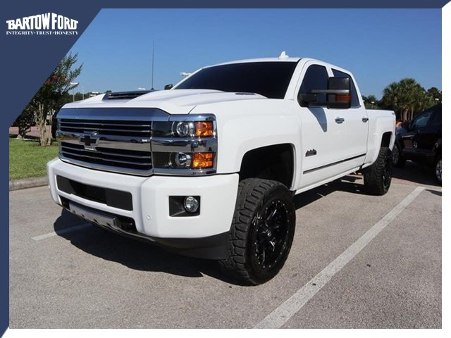 Used 2017 Chevrolet Silverado 2500hd High Country For Sale 49599 Bartow Ford