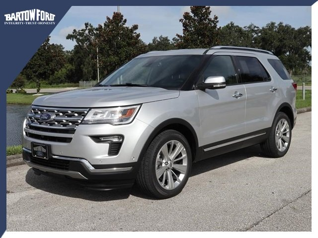 Ford Explorer Limited >> New 2018 Ford Explorer Limited For Sale 38069 Bartow Ford