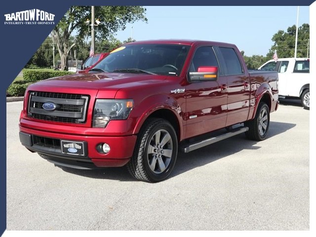 Used 2014 Ford F 150 Fx2 For Sale 26999 Bartow Ford