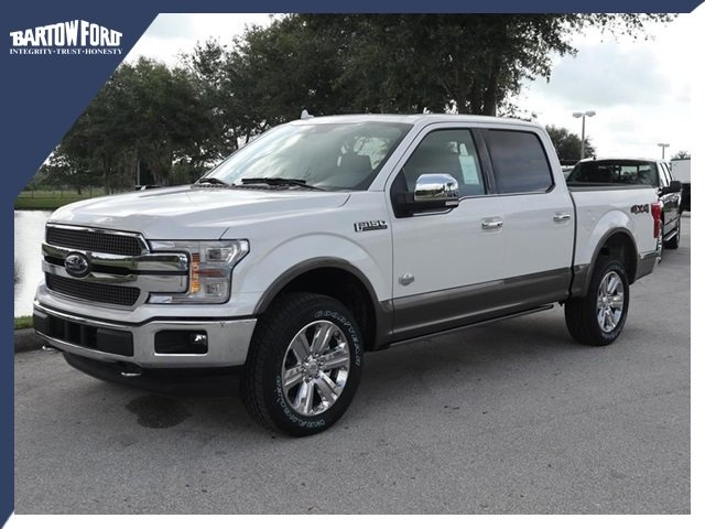 Ford King Ranch For Sale >> New 2018 Ford F 150 King Ranch For Sale 59781 Bartow Ford