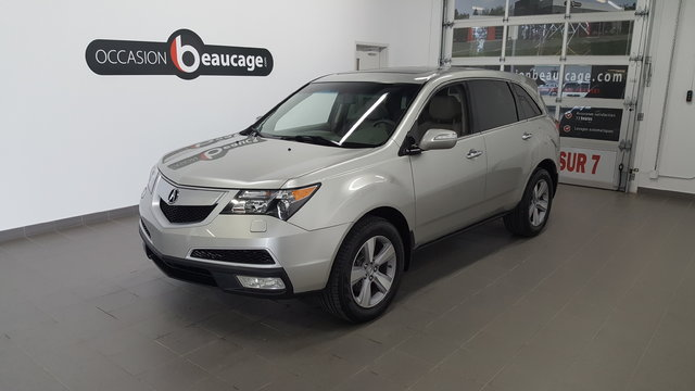 PreOwned Acura MDX For Sale At OCCASION BEAUCAGE SHERBROOKE - Acura mdx pre owned for sale