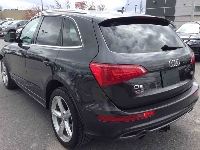 audi q5 2012 d 39 occasion vendre chez nissan st hyacinthe. Black Bedroom Furniture Sets. Home Design Ideas
