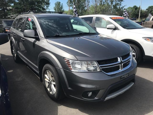 dodge journey 2013 d 39 occasion vendre chez nissan de granby. Black Bedroom Furniture Sets. Home Design Ideas