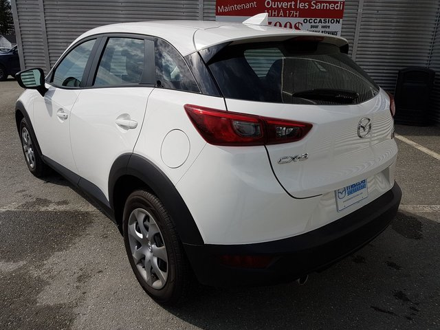 mazda cx 3 2016 d 39 occasion vendre chez mazda de sherbrooke. Black Bedroom Furniture Sets. Home Design Ideas