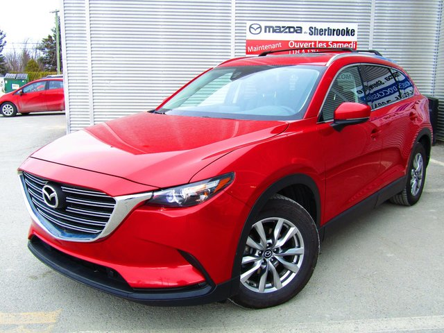 mazda cx 9 2017 d 39 occasion vendre chez mazda de sherbrooke. Black Bedroom Furniture Sets. Home Design Ideas