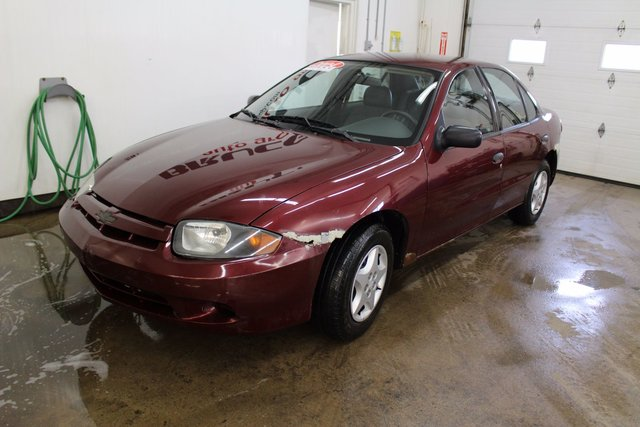 chevy cavalier 2004 manual