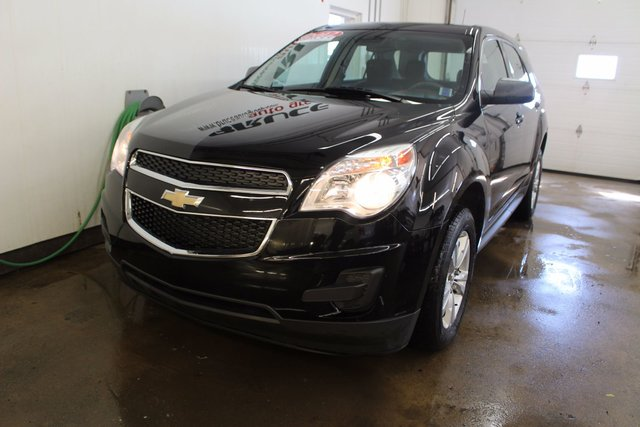 2012 Chevrolet Equinox LS 2 4L 4 CYL AUTOMATIC FWD BLUETOOTH