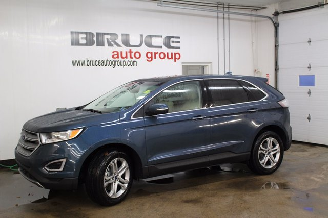 Ford Edge Titanium  Cyl Ecoboost Automatic Awd All Rebates Included