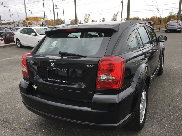 dodge caliber 2008 d 39 occasion vendre chez granby toyota. Black Bedroom Furniture Sets. Home Design Ideas