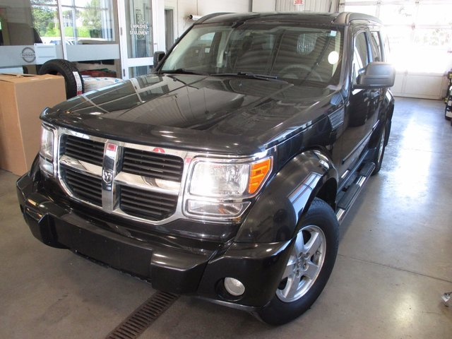 dodge nitro 2009 d 39 occasion vendre chez barnabe nissan de ch teauguay inc. Black Bedroom Furniture Sets. Home Design Ideas