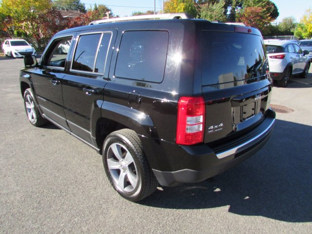 jeep patriot 2016 d 39 occasion vendre chez brossard mazda. Black Bedroom Furniture Sets. Home Design Ideas