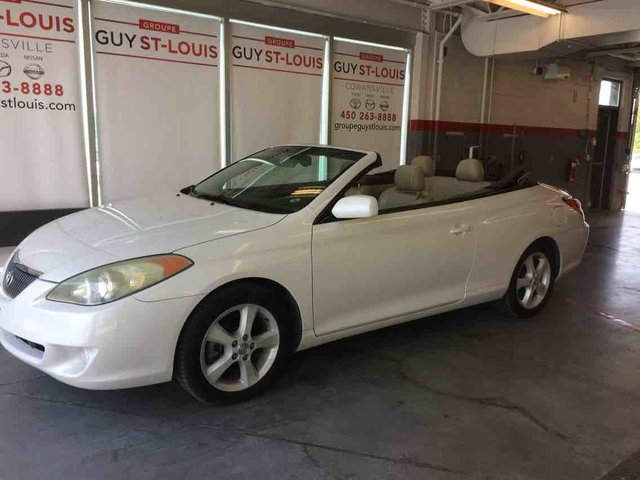 toyota camry solara 2006 d 39 occasion vendre chez cowansville toyota. Black Bedroom Furniture Sets. Home Design Ideas
