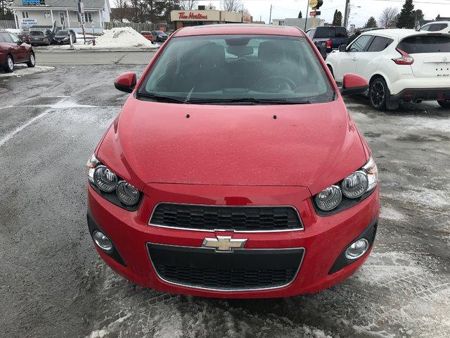Chevrolet sonic 2012 d 39 occasion vendre chez poirier for Interieur chevrolet aveo