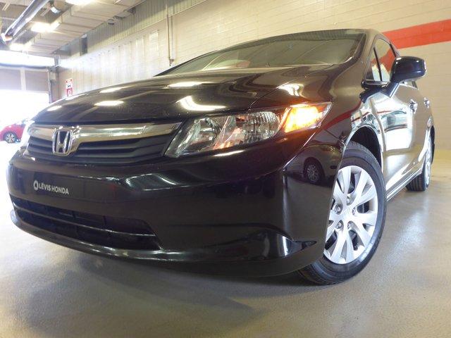 Honda Civic Sedan DX Faites des économies! 2012