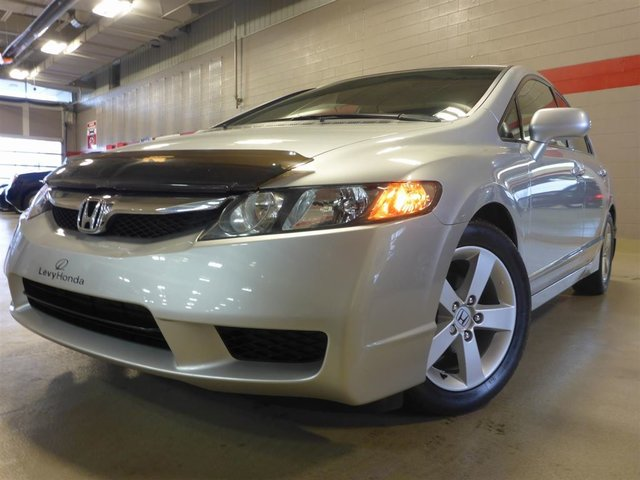 Honda Civic Sedan SE Admirable et spacieuse! 2011