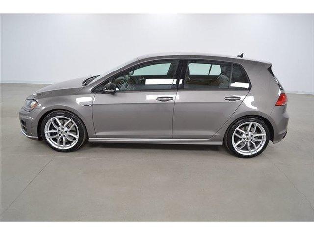 Used 2017 Volkswagen Golf R Tech GPS*Radar*Park Assist*Cuir