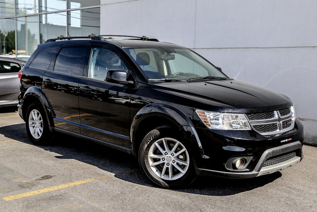 dodge journey 2016 d 39 occasion vendre chez chambly honda. Black Bedroom Furniture Sets. Home Design Ideas