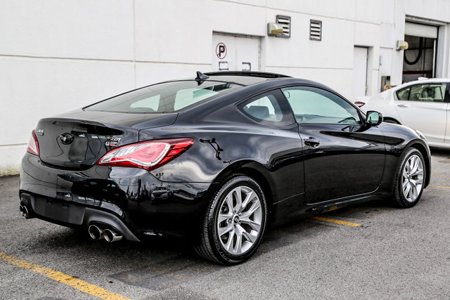 hyundai genesis coupe 2013 d 39 occasion vendre chez chambly honda. Black Bedroom Furniture Sets. Home Design Ideas
