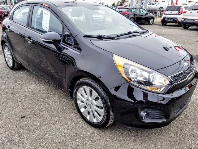 kia rio 2014 d 39 occasion vendre chez kia chambly. Black Bedroom Furniture Sets. Home Design Ideas