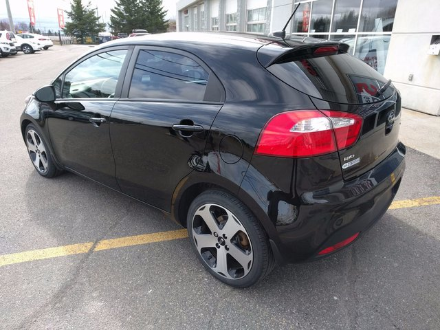 kia rio 2014 d 39 occasion vendre chez kia des laurentides. Black Bedroom Furniture Sets. Home Design Ideas