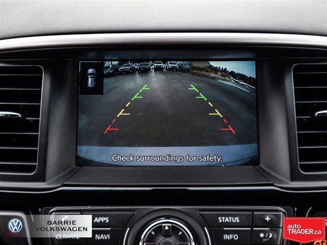 Used 2018 Nissan Pathfinder SV Tech