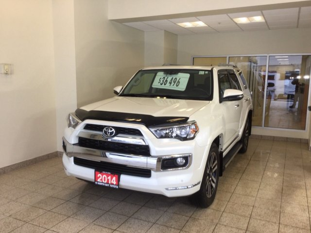 My Car North Bay >> 2014 Toyota 4runner 4wd 4dr V6 Sr5 Used For Sale In North