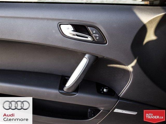 2013 Audi Tt Rs 2 5t Qtro Cpe Man Manual 2013 Black Ttrs Used For
