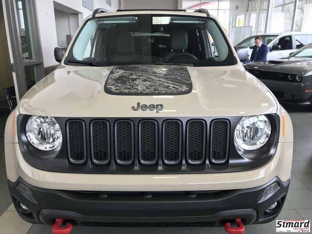 jeep renegade 2017 d 39 occasion vendre chez automobiles simard. Black Bedroom Furniture Sets. Home Design Ideas
