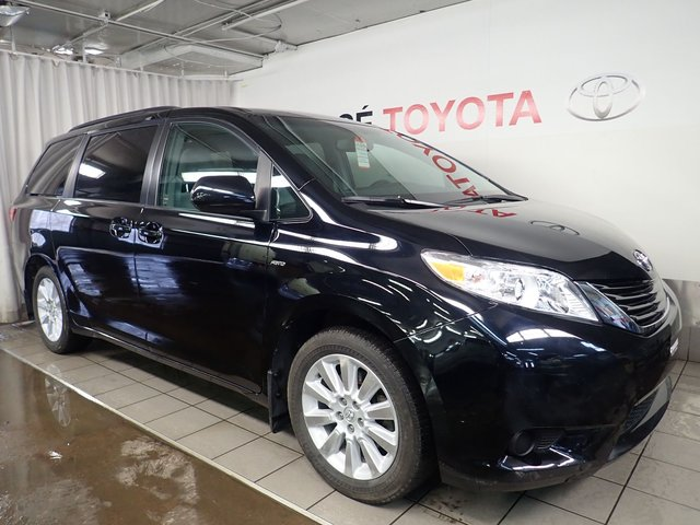 toyota sienna 2016 d 39 occasion vendre chez chasse toyota. Black Bedroom Furniture Sets. Home Design Ideas