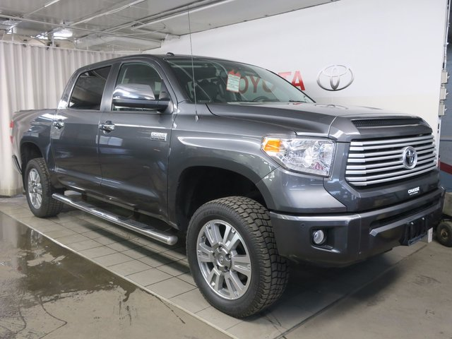 Toyota Tundra 2015 d'occasion à vendre chez CHASSE TOYOTA