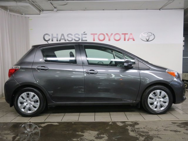 toyota yaris 2014 d 39 occasion vendre chez chasse toyota. Black Bedroom Furniture Sets. Home Design Ideas