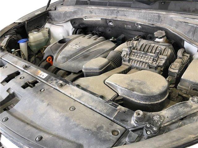 Used 2014 Hyundai Santa Fe Sport BAS KILOMETRAGE, REGULATEUR DE