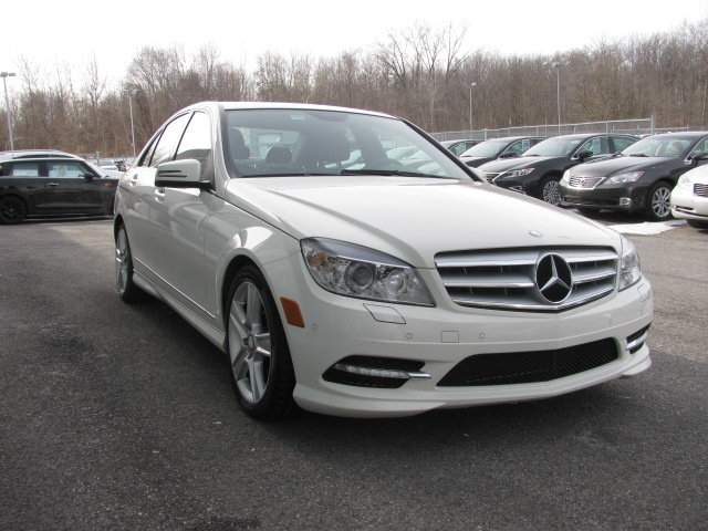 2011 Mercedes-Benz C-Class C300 4MATIC used for sale in
