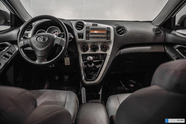 2009 Toyota Matrix 2009 Hb A C Gr Elec Complet All Service Record