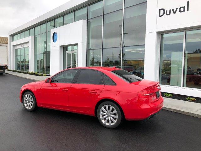 Used 2013 Audi A4 PREMIUM PLUS AWD SUNROOF MANUAL BLUETOOTH for Sale