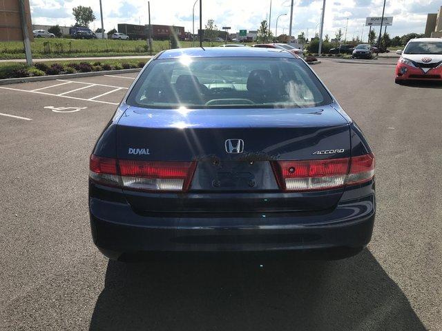 ... 2004 Honda Accord Sdn DX Honda Reliability At Low Price ...