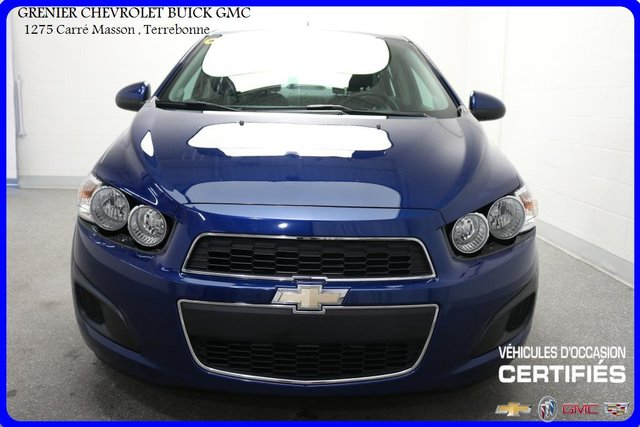 2014 Chevrolet Sonic Ls Air Clim Used For Sale In Terrebonne