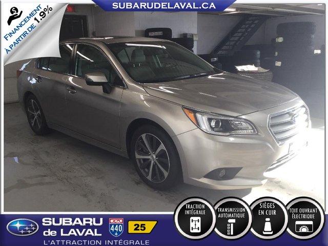 2016 Subaru Legacy 3.6R Limite...