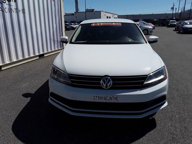 Used 2015 Volkswagen Jetta TRENDLINE+CAMERA RECUL+BLUETOOTH