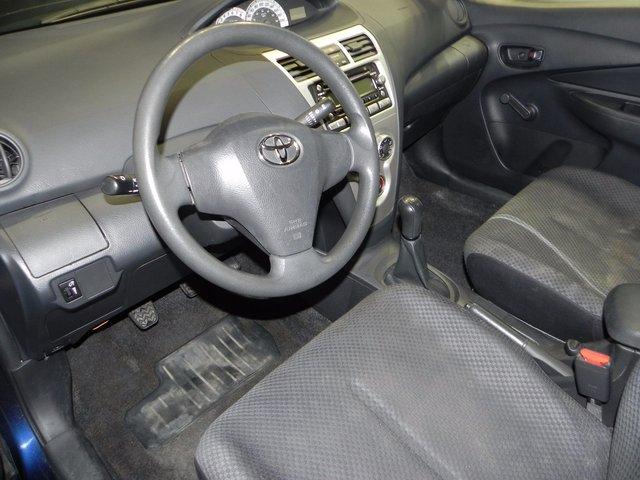 Toyota yaris 2007 d 39 occasion vendre chez hamel honda enr for Interieur yaris 2007