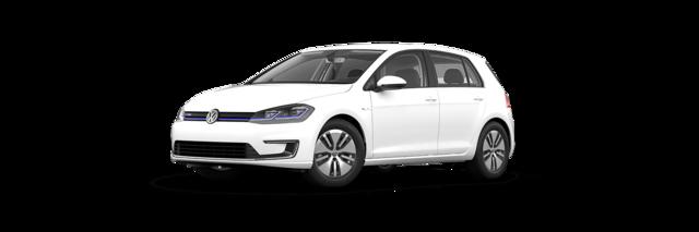 Resultado de imagem para 2019 White VW e-golf